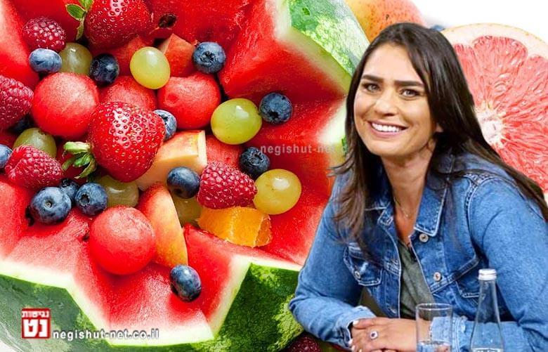 למה חשוב ורצוי לשלב פירות קיץ שונים ועסיסיים