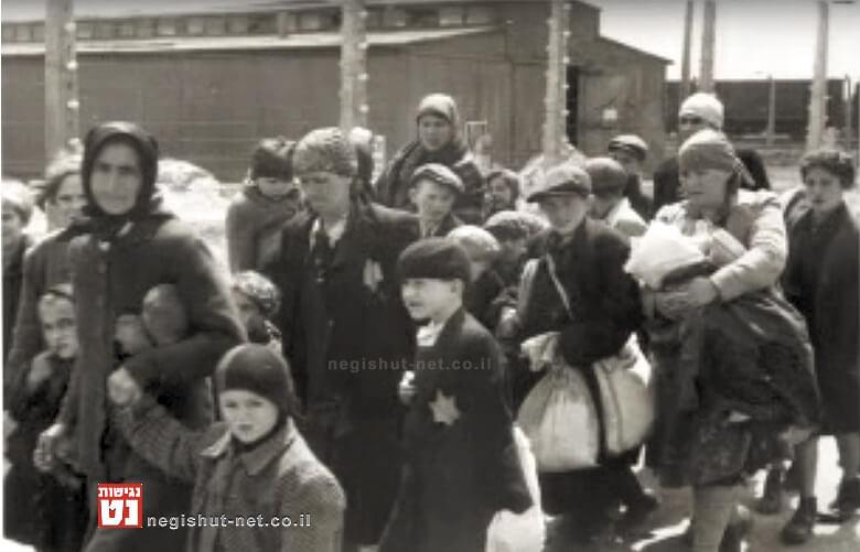 העדות המצולמת היחידה לתהליך הרצח ההמוני שהתחולל במחנה ההשמדה אושוויץ-בירקנאו