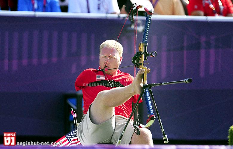 קשתות במשחקים הפאראלימפיים ריו 2016