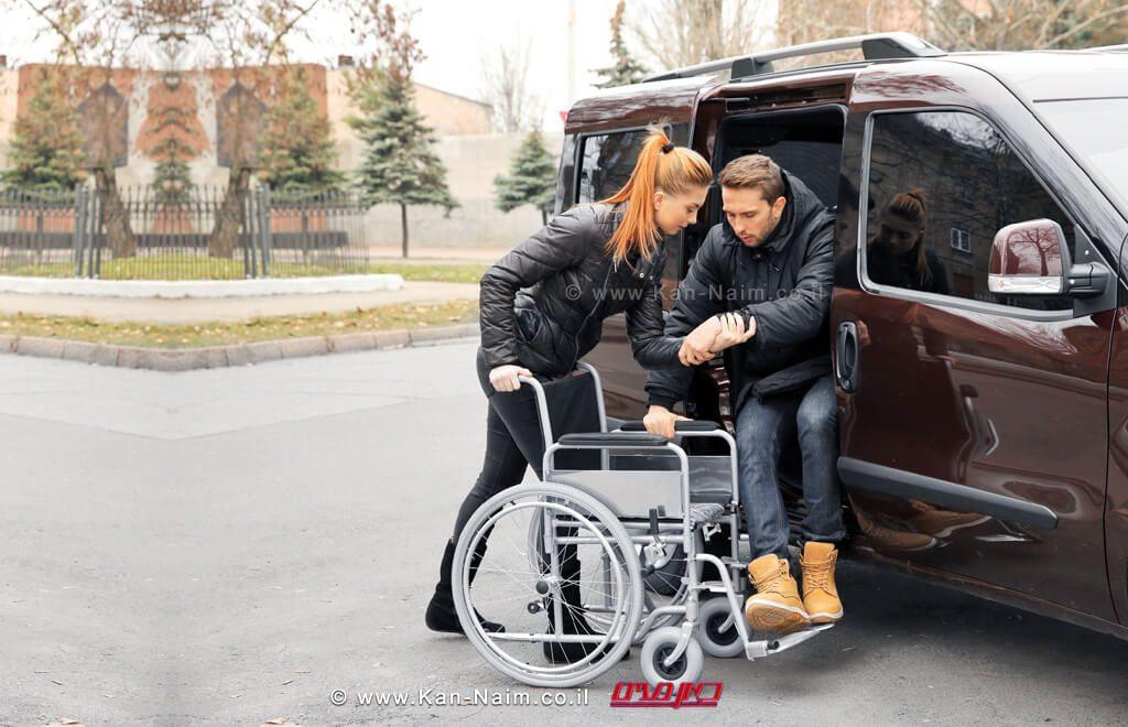 ביטוח לאומי מסרב לעדכן מחירון אביזרי רכב נכים |עיבוד צילום: שולי סונגו ©