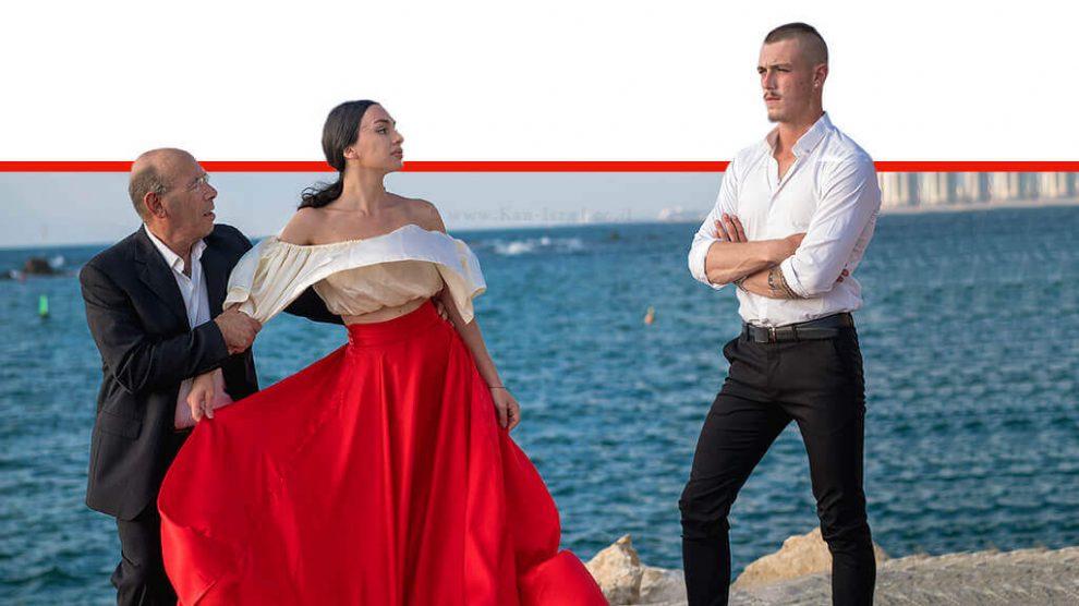 """האופרה הירושלמית, מציגה: ריגולטו """"Rigoletto"""" מאת ורדי"""