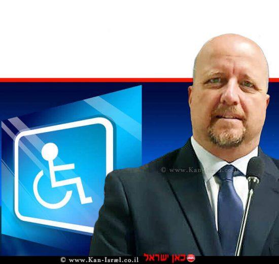 נציבות שוויון זכויות לאנשים עם מוגבלות - האירוויזיון צוין לשבח